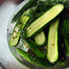 Salisbury: Home-cured half sour pickles will keep two or three weeks in the refrigerator. Bryan Eaton/Staff Photo