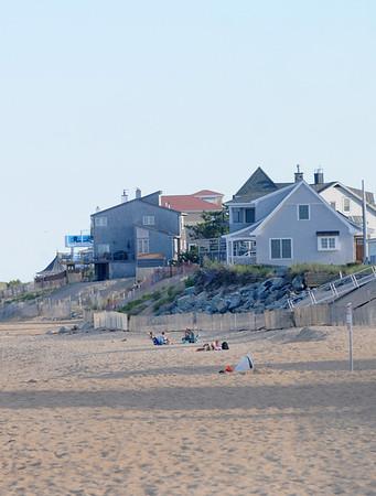 Newbury: Home along the ocean on Plum Island. Jim Vaiknoras/staff photo