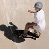 Newburyport: Daniel Van Boom , 12, at the Newburyport Skate Park Saturday afternoon. Jim Vaiknoras/staff photo