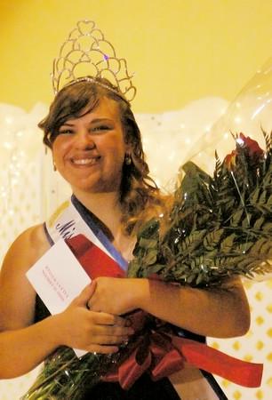 ANGELJEAN CHIARAMIDA/Staff Photo. Miss Seabrook 2014 Erin O'Hara.
