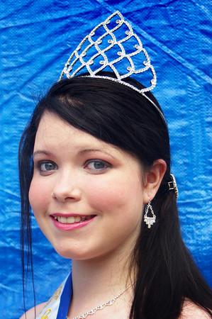 ANGELJEAN CHIARAMIDA/Staff Photo. Hailey Minkle, Miss Seabrook 2015.
