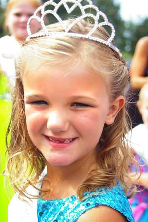 ANGELJEAN CHIARAMIDA/Staff Photo. Marley Eaton, 6, Little Miss Seabrook 2015.