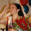 Angeljean Chiaramida/staff photo Miss Seabrook Jaelene Morse is crowned Saturday night at the Seabrook Community Center.
