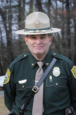 BRYAN EATON/Staff Photo. New Hampshire state police Colonel Robert Quinn.