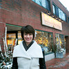 Newburyport: Interlocks Salon and Day Spa owner Ginny Eramo has bought the building housing her business at Horton's Yard on Merrimac Street. Bryan Eaton/Staff Photo