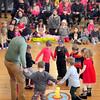 Newburyport: The Newburyport and Inn Street Montessori Schools celebrated their annual Peace Gathering upstairs at Newburyport City Hall on Wednesday. Here the kindergartners take their turn singing while dancing around candles. Bryan Eaton/Staff Photo