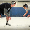 Byfield: Triton wrestlers Mark, left, and Luke Boyle. Bryan Eaton/Staff Photo