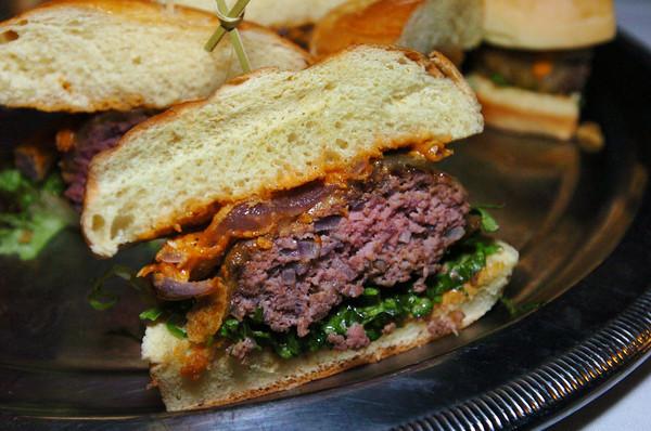 Newburyport: Todd's Famous Burger won the contest. Bryan Eaton/Staff Photo