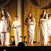"Newburyport: The Angel Chorus in the play "" The Littlest Angel"" at the Belleville Church. Bryan Eaton/Staff Photo"