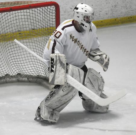 Newburyport: Newburyport freshman goalie Robert Federico. JIm Vaiknoras/staff photo