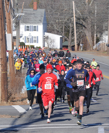 salisbury: The annual Timmy Trot takes off Saturday down  Lafayette Road<br /> in Salisbury. The Third annual race to honor the Late Salisbury Fire Lt. Tim Oliveira