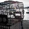 Seabrook: No fishing boats were out of Seabrook Harbor on Tuesday afternoon as strong winds, not necessarily the cold, keep fisherman at home. Bryan Eaton/Staff Photo
