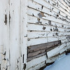 Seabrook: Peeling paint and rotted clapboards are all over the Old South Meetinghouse in Seabrook. Bryan Eaton/Staff Photo