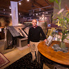newburyport:Mike Sousa of  Donna Michael's in Newburyport. Jim Vaiknoras/staff photo