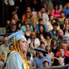 BRYAN EATON/Staff Photo. Triton High valedictorian Kiersten Flodman.