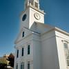 JIM VAIKNORAS/Staff photo  Old South Church on Federal Street in Newburyport.