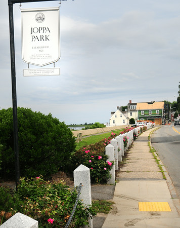 BRYAN EATON/ Staff Photo. There's a new Joppa History Day tour set for Saturday, a new addition to Yankee Homecoming.