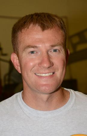 JIM VAIKNORAS/Staff photo Eddie MacDonald at Grimm Racing in Newburyport.