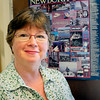 BRYAN EATON/ Staff Photo. Roseann Robillard to be crowned Senior Queen for Yankee Homecoming.