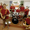 JIM VAIKNORAS/Staff photo The Band for Walk Back In Time : Jamie Welch on bass, Daniel Alverwz de Toledo on guitar, Jim Ashworth on guitar, Steve Cohan on drums ,Ben Eramo on keyboards,  Barbara Stacey Doyle vocals and Buddy Lauder vocals.