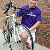 BRYAN EATON/ Staff Photo. Derek Jones of Team Hickey.