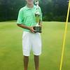 Chris Francoeur won both the Amesbury Country Club Junior and Club Championship.