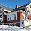 Amesbury: Amesbury's Horace Mann School on Congress Street hasn't held classes for many years. Bryan Eaton/Staff Photo