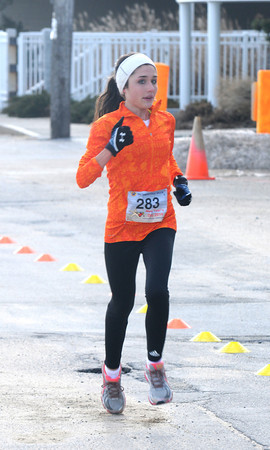 Salisbury: Hangover Classic female winner...... Jim Vaiknoras/staff photo