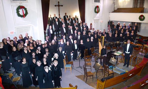 JIM VAIKNORAS/Staff photo Newburyport Choral Society