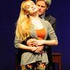 BRYAN EATON/Staff Photo. Charles Van Eman as Andrew and Ashley Risteen as Camilla.
