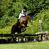 West Newbury: Fenton Stirling rides Olivia at the West Newbury Riding and Driving Club Trial Series at Pipe Stave Hill . Jim Vaiknoras/Staff photo