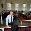 Judge Richard Welch at Newburyport Superior Court<br /> Jim Vaiknoras/staff photo