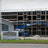 Salisbury: The building which housed Fraser Automotive, and now owned by Enpro is being expanded. Bryan Eaton/Staff Photo