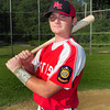 Rowley: Newburyport Post 150 batter Zach Rice. Bryan Eaton/Staff Photo