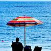 Salisbury: Max Barrett, enjoys a sunny day at Salisbury Beach Saturday. Jim Vaiknoras/staff photo