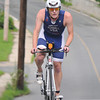Amesbury:  Dam Triathlon winner Kyle Burnell of South Berwick Me. Saturday morning in Amesbury. Jim Vaiknoras/staff photo