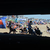 JIM VAIKNORAS/staff photo A very crowded Salisbury Beach on a warm sunny Fouth of July Weekend.