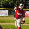 BRYAN EATON/Staff photo. Amesbury pitcher Zach Morin.