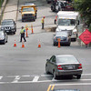 Newburyport: Construction spots around Newburyport have been coming and going. Traffic had been detoured at Pond and Greenleaf Streets, now National Grid is doing some gasline work at Pond Street at Route One allowing only one direction of travel down Pond Street. Bryan Eaton/Staff Photo