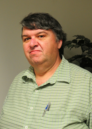BRYAN EATON/ Staff Photo. Amesbury Council of Churches Layperson of the year is Bob Fowler.