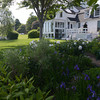 JIM VAIKNORAS/Staff photo  The garden of Jim and Sally Chandler at 417 Main Street in Amesbury.