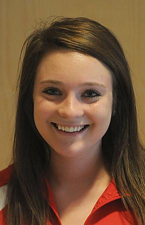 Amesbury All-star Erika Landers