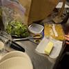 BRYAN EATON/Staff Photo. Macaroni and cheese with broccoli.