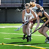 BRYAN EATON/Staff Photo. Newburyport defensive player Jen Stuart chases after the ball.
