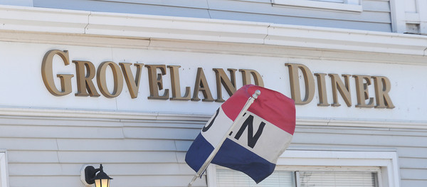 groveland: The Groveland Diner in Groveland Square. Jim Vaiknoras/staff photo