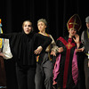 Byfield: Hannah Cagney as Igor in the Triton high school production of Young Frankenstein. JIm Vaiknoras/staff photo