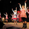 "Newburyport: The Nock School Drama Club rehearse ""Guys and Dolls, Jr"" which opens tonight. Bryan Eaton/Staff Photo"