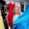 "Amesbury: Betty Vitale has started a non-profit organization called ""Tammi's Closet"" in memory of her daughter who passed away at a young age. Her goal is to collect and give away prom dresses and accessories to girls in need. Bryan Eaton/Staff Photo"