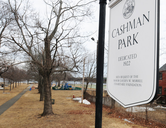 Newburyport: Cashman Park is one of the busiest parks in Newburyport. Bryan Eaton/Staff Photo