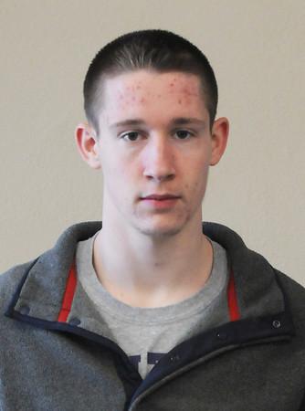 BRYAN EATON/Staff Photo. Sports allstar Jack Norton.